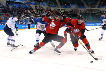 Mason Raymond Ice Hockey - Winter Olympics Day 12