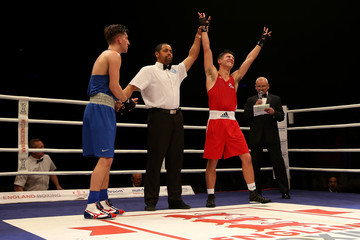Mason Smith Boxing Elite National Championships 2016: Day Three