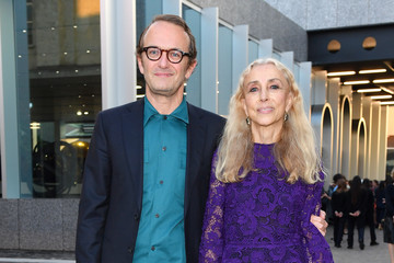 Massimiliano Locatelli Miuccia Prada and Patrizio Bertelli Host a Private Dinner at Fondazione Prada