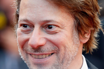 Mathieu Amalric 'Based on a True Story' Red Carpet Arrivals - The 70th Annual Cannes Film Festival