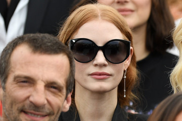 Mathieu Kassovitz 70th Anniversary Photocall at the 70th Annual Cannes Film Festival
