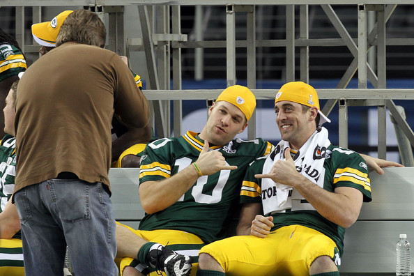 MATT FLYNN Pictures - Super Bowl XLV - Media Day - Zimbio