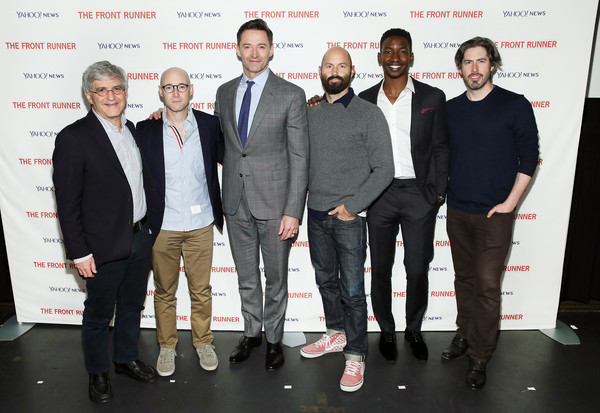 Yahoo News And Sony Pictures Private Screening Of 'The Front Runner'