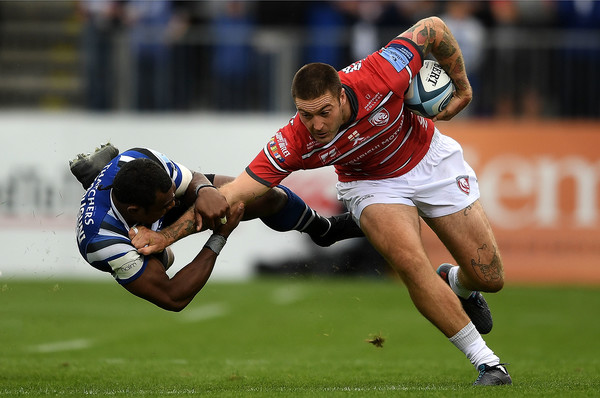 Bath Rugby vs. Gloucester Rugby - Gallagher Premiership Rugby