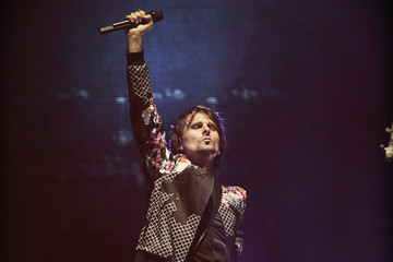 Matt Bellamy An Alternative View: 2014 Coachella Valley Music and Arts Festival
