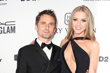 Matt Bellamy amfAR's Inspiration Gala Los Angeles - Arrivals