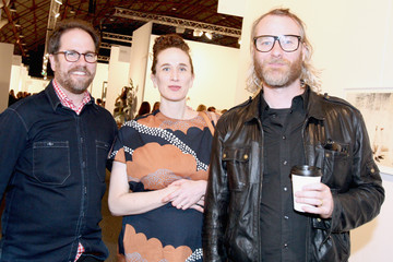 Matt Berninger Art Los Angeles Contemporary 2016 Opening Night