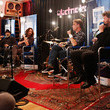 "Matt Cameron Soundgarden Performs For SiriusXM Listeners During ""SiriusXM's Town Hall With Soundgarden"" Moderated By Taylor Hawkins At Electric Lady Studios"