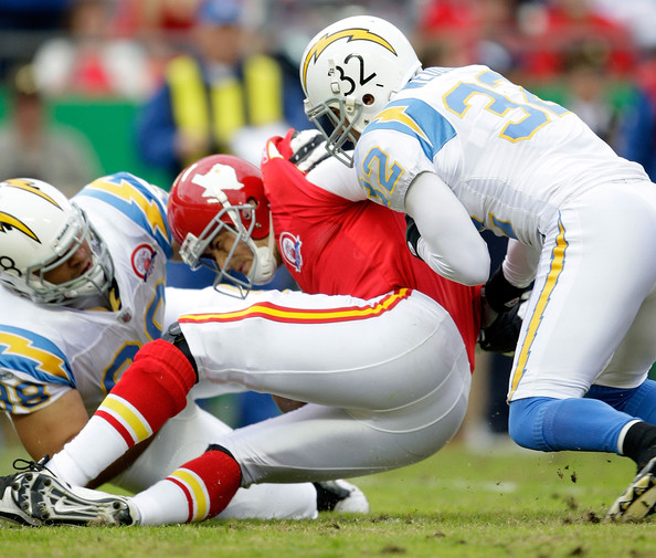 San Diego Chargers Chiefs