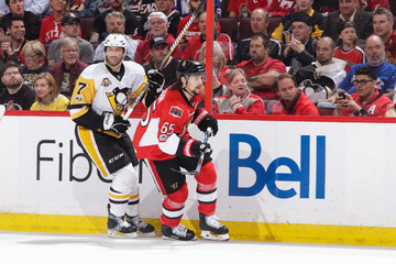 Matt Cullen Pittsburgh Penguins v Ottawa Senators - Game Three