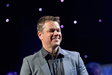 Matt Damon 23rd Annual Hollywood Film Awards - Inside