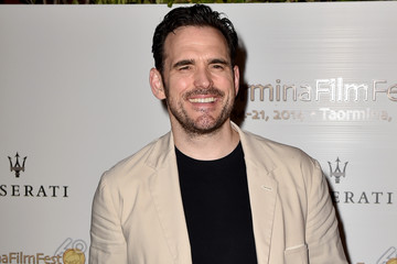 Matt Dillon Maserati Arrivals at the Taormina Film Fest: Day 5