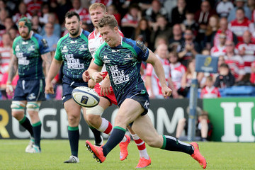 Matt Healy Gloucester Rugby v Connacht Rugby - European Champions Cup Play-Off