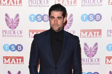 Matt Johnson Pride Of Birmingham Awards 2018 - Red Carpet Arrivals