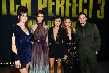 Matt Lanter Premiere of Universal Pictures' 'Pitch Perfect 3' - Red Carpet