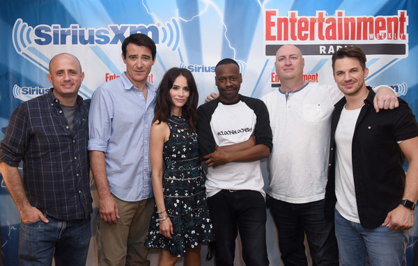 SiriusXM's Entertainment Weekly Radio Channel Broadcasts From Comic Con 2017 - Day 1