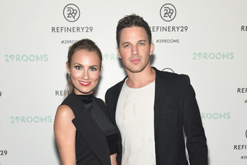 Matt Lanter Refinery29 Presents 29Rooms, a Celebration of Style and Culture During NYFW 2015