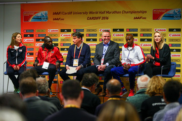 Matt Newman IAAF/Cardiff University World Half Marathon Championships - Previews
