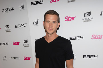 Matt Nordgren Celebs at Star Magazine Scene Stealers Party — Part 3