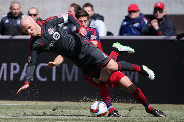Matt Polster Toronto FC v Chicago Fire