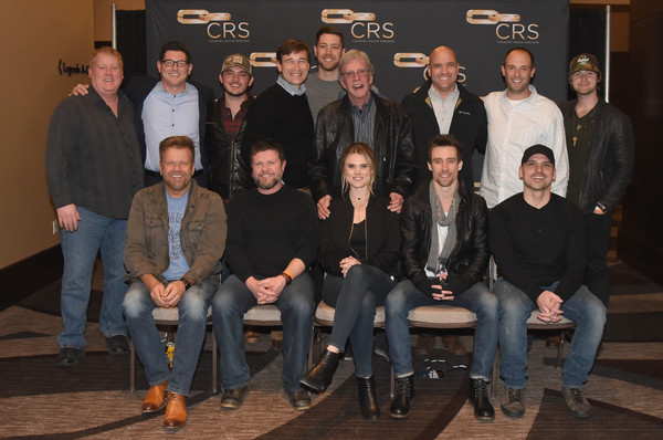 CRS 2018 - Day 2: Tuesday, Feb. 6 [social group,team,event,cole taylor,bob kingsley,corey crowder,jimmy robbins,mike sistad,t,tennessee,first tennessee,bank,ascap]