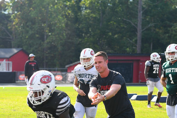 Matt Ryan NFL Player, Matt Ryan, Surprises Atlanta High School Football Team With Campbell's Chunky Soup