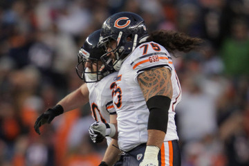 Matt Toeaina Chicago Bears v Denver Broncos