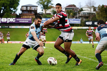 Matt Wright Mitre 10 Cup Rd 7 - Counties Manukau v Northland