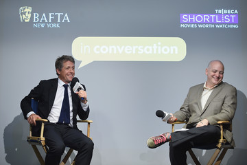 Matt Zoller Seitz BAFTA New York With Tribeca Shortlist Hosts 'In Conversation With Hugh Grant'