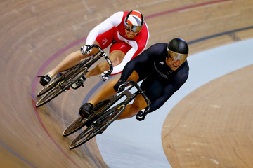 Matthew Compton 20th Commonwealth Games: Track Cycling