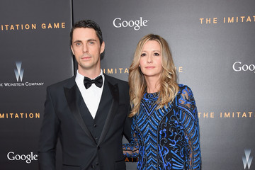 Matthew Goode 'The Imitation Game' Premieres in NYC