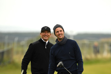Matthew Goode Alfred Dunhill Links Championship - Previews