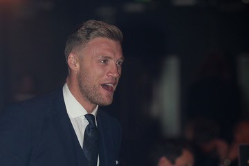 Matthew Hoggard PCA Host 'An Evening With Freddie Flintoff and Friends'