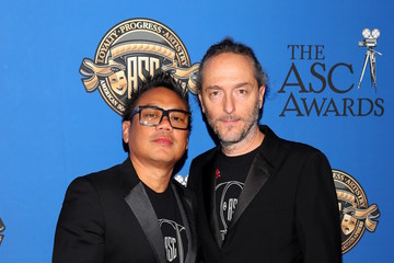 Matthew Libatique 32nd Annual American Society of Cinematographers Awards
