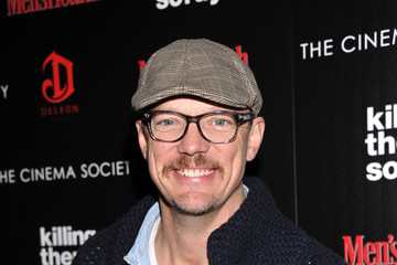 "Matthew Lillard The Cinema Society With Men's Health And DeLeon Host A Screening Of The Weinstein Company's ""Killing Them Softly"" - Arrivals"