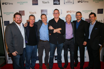 "Matthew Lillard Premiere Of ""Match"" - Red Carpet"