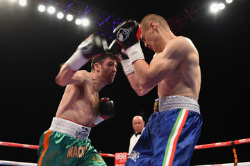 Matthew Macklin Matchroom Boxing