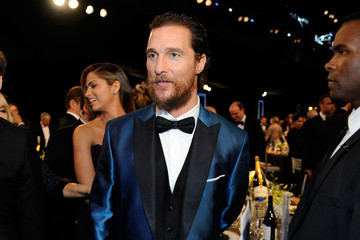 Matthew McConaughey 21st Annual Screen Actors Guild Awards - Show
