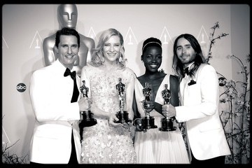 Matthew McConaughey Jared Leto An Alternative Look At The 86th Annual Academy Awards