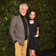 Matthew Modine Charles Finch And Chanel Pre-Oscar Awards Dinner At Madeo In Beverly Hills - Arrivals