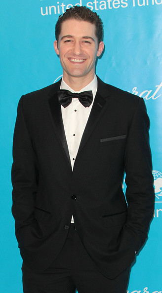 Matthew Morrison Actor Matthew Morrison attends The 2011 Unicef Ball at The Beverly Wilshire Hotel on December 8, 2011 in Beverly Hills, California