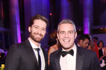 Matthew Morrison 14th Annual Elton John AIDS Foundation an Enduring Vision Benefit - Inside