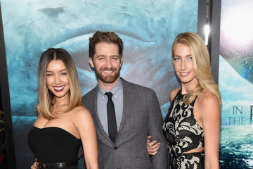 Matthew Morrison 'In the Heart of the Sea' New York Premiere - Red Carpet