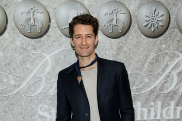 Matthew Morrison Brooks Brothers Annual Holiday Celebration To Benefit St. Jude - Arrivals