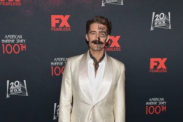 "Matthew Morrison FX's ""American Horror Story"" 100th Episode Celebration - Arrivals"