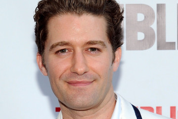 Matthew Morrison Arrivals at 'Much Ado About Nothing'
