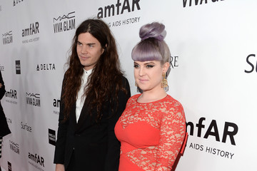 Matthew Mosshart Arrivals at the amfAR Inspiration Gala — Part 3