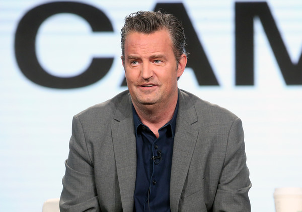 Matthew Perry Photos Photos - 2017 Winter TCA Tour - Day 9 ...
