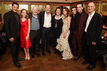 Matthew Rhys Holly Taylor 'The Americans' Season 6 Premiere - After Party