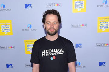 Matthew Rhys MTV's 2017 College Signing Day with Michelle Obama - Arrivals